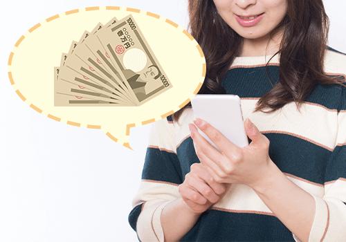 主婦とお金の画像