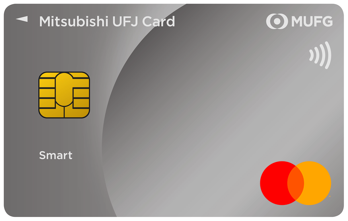 MUFGスマートの券面画像